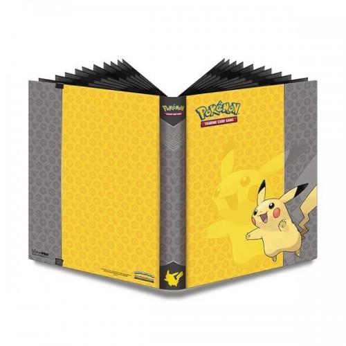 Carpeta coleccionador Pro Binder Pikachu Ultra Pro