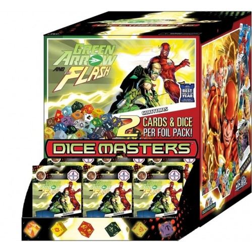 Sobre Dice Masters Green Arrow and Flash
