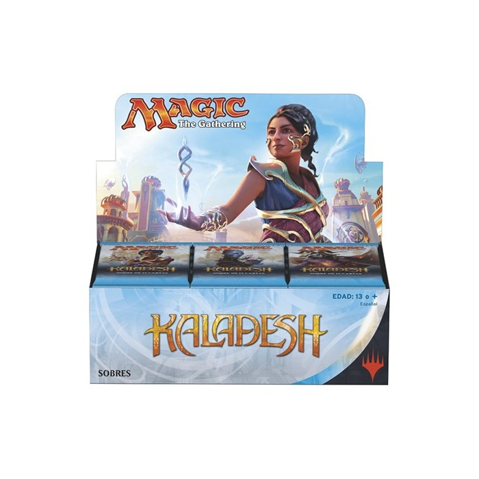 Display Sobres Magic The Gathering Kaladesh