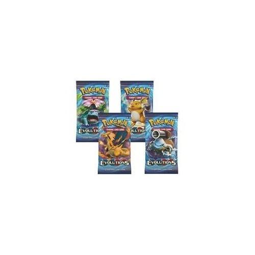 Sobre Pokemon Evoluciones XY12