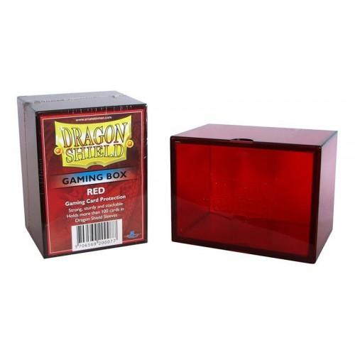 Dragon Shield Gaming Box - Red