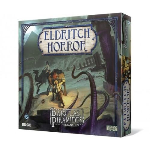 Eldritch Horror: Bajo las Pirámides