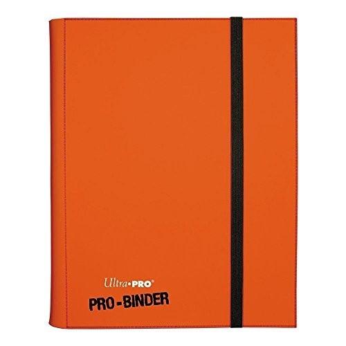 Carpeta coleccionador Pro Binder  Naranjo Ultra Pro
