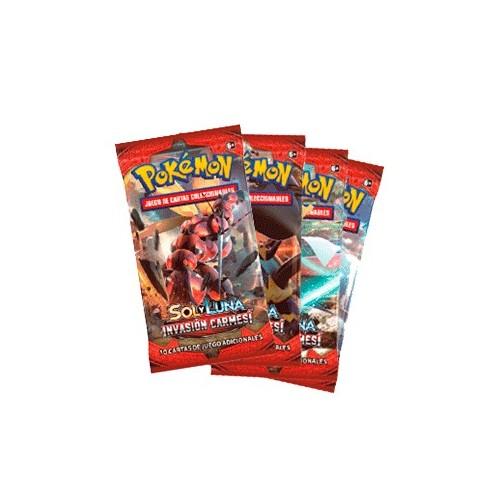 Sobre Pokemon Sol y Luna Invasión Carmesí