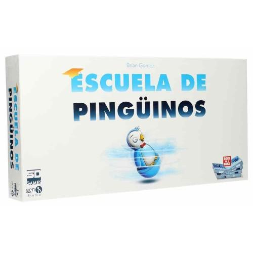 Escuela de Pingüinos