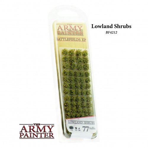 Battlefields XP – Lowland Shrubs