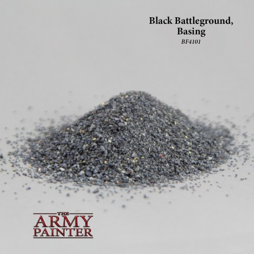 Battlefields: Black Battleground Basing