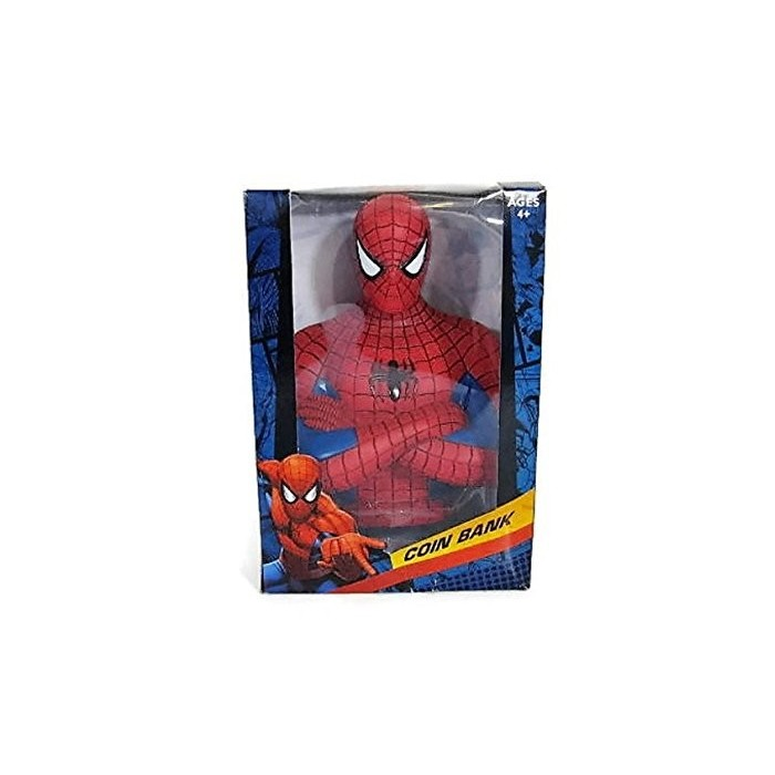 Alcancia Spiderman Coin Bank