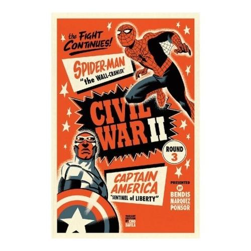 CIVIL WAR II 03 (PORTADA ALTERNATIVA)