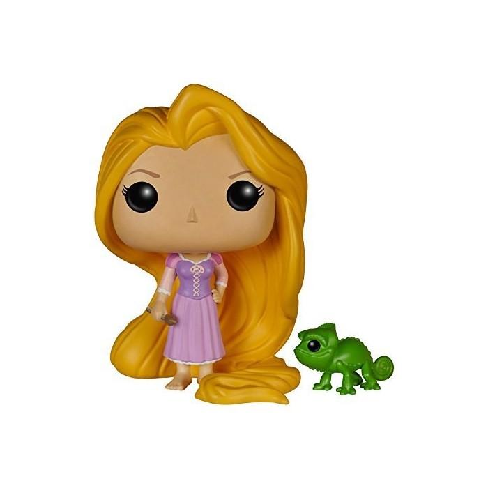POP Rapunzel y Pascal 147