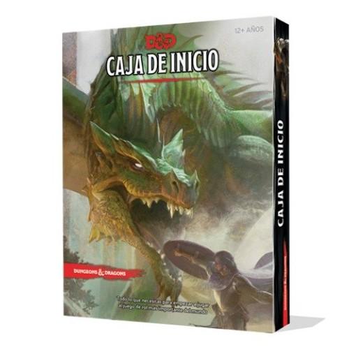Dungeons & Dragons - Starter Set 5ta Edición